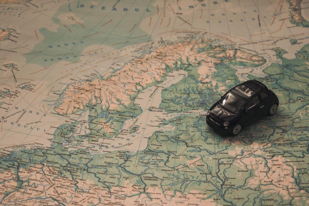 Tvishonning Rejser